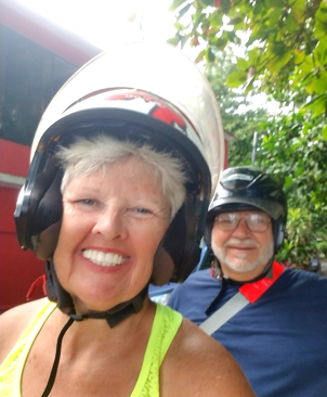 Debbie and Bob Davis, photo courtesy of Debbie Davis